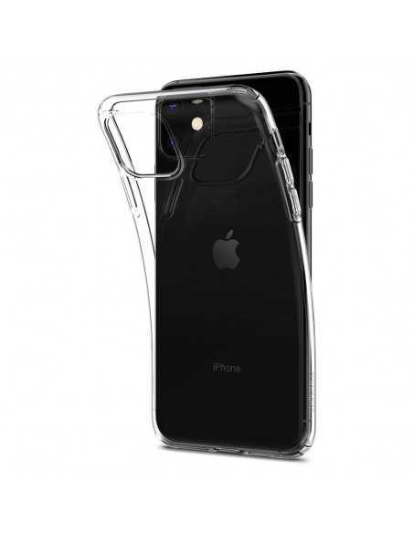 Etui iPhone 11 Spigen Liquid Crystal Space Crystal
