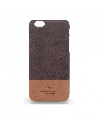 Etui iPhone 6 Plus Kolekcja Vintage - Brązowy
