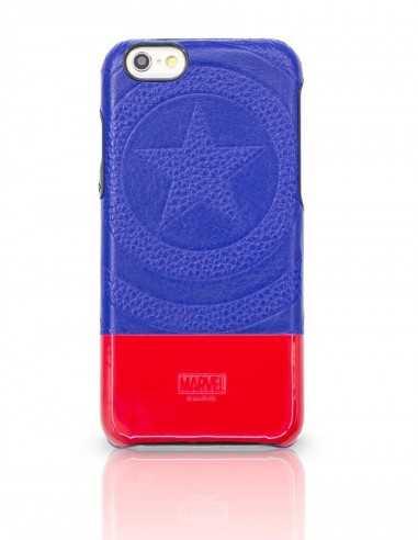 Etui iPhone 6 Plus Kolekcja Avengers - Kapitan Ameryka